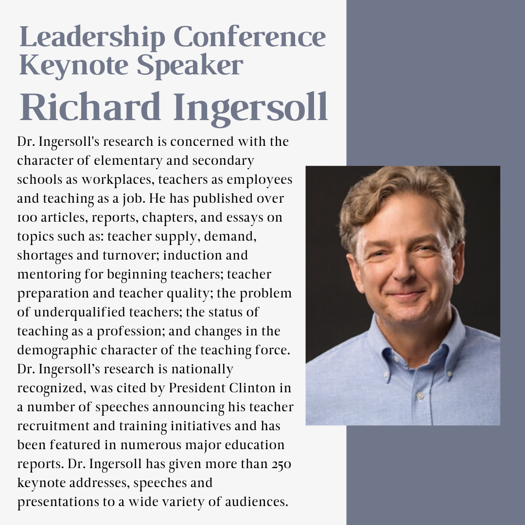 Leadership Conference Keynote Speaker-2
